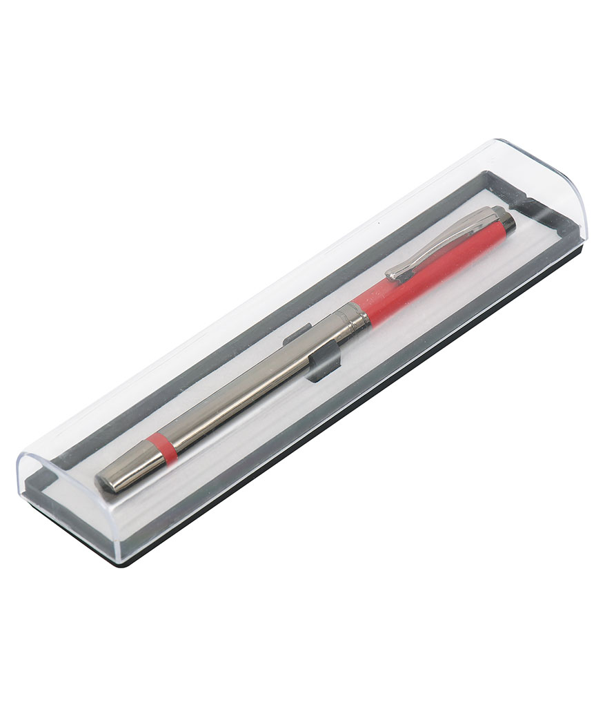 Kırmızı Roller Kalem Seti