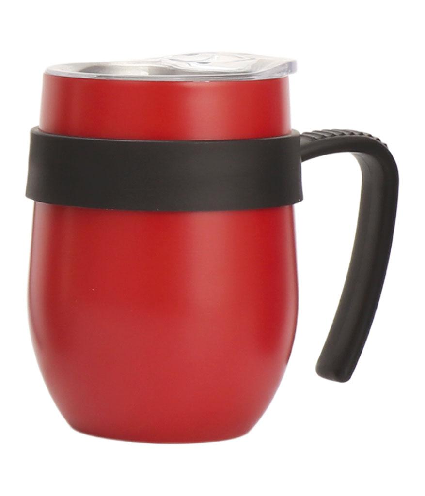 Kırmızı 240 ml. Bardak Termos